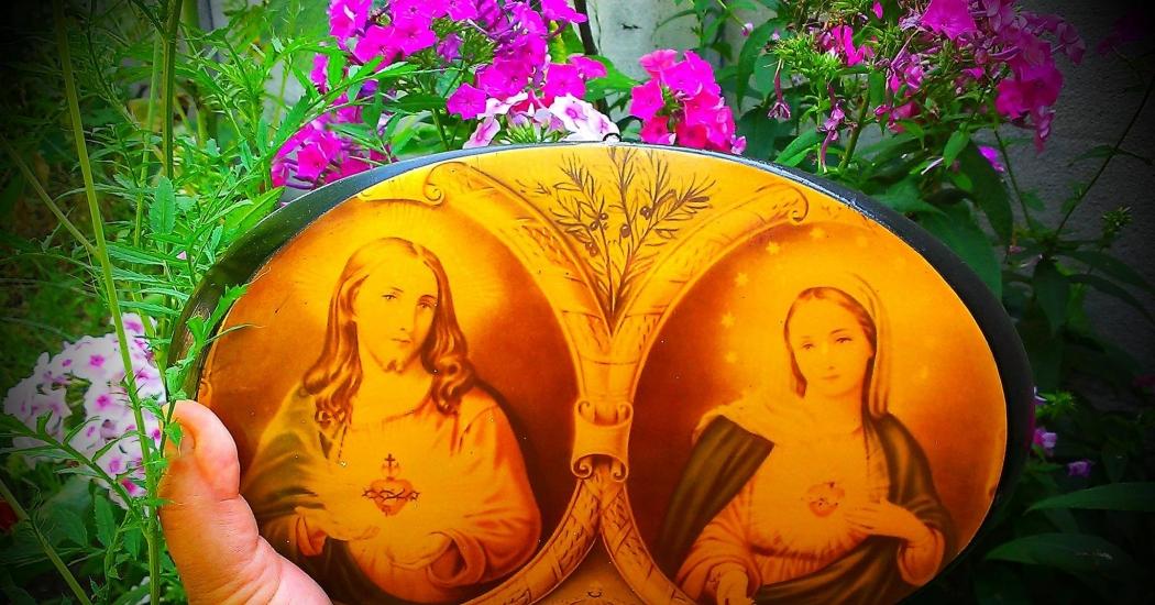 UWAGA - wyniki KONKURSU na zdjęcie wizerunku Przenajświętszego Serca Jezusowego i Niepokalanego Serca Maryi