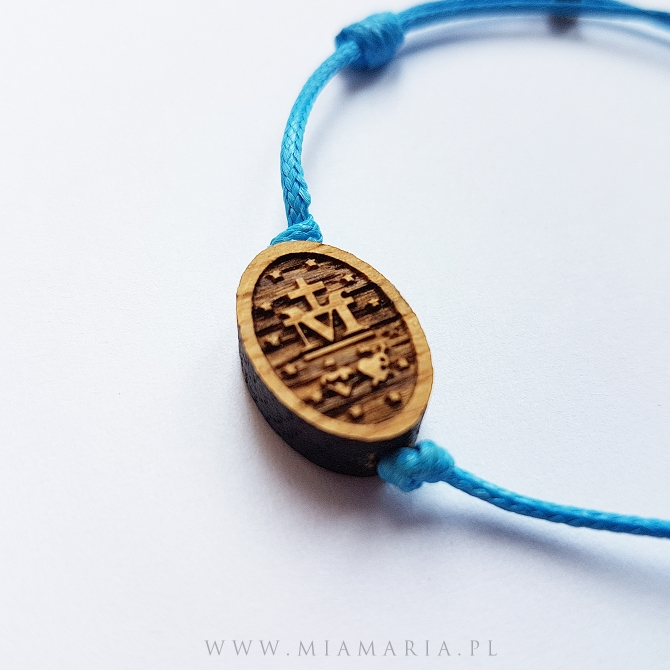 Bransoletka - Cudowny Medalik