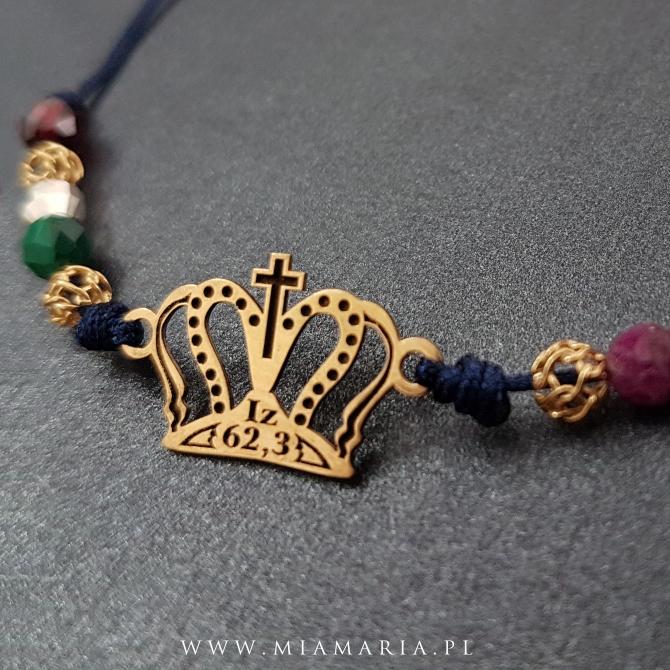 Bransoletka (MiaMaria) Korona III
