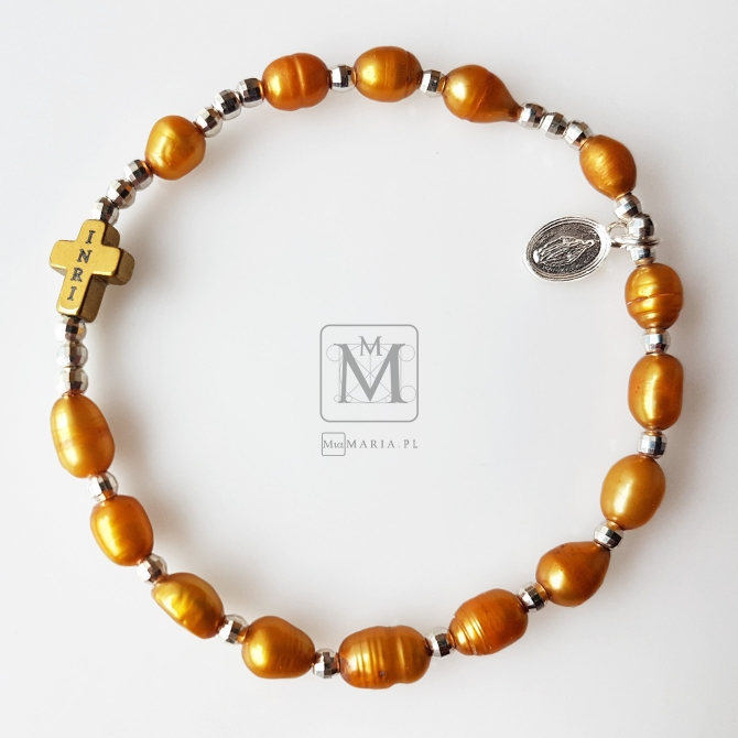 Różaniec (Mia Maria) Aurantiaco