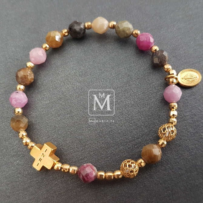 Różaniec (Mia Maria) Safirus