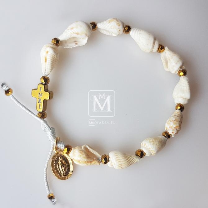 Różaniec MiaMaria Stella