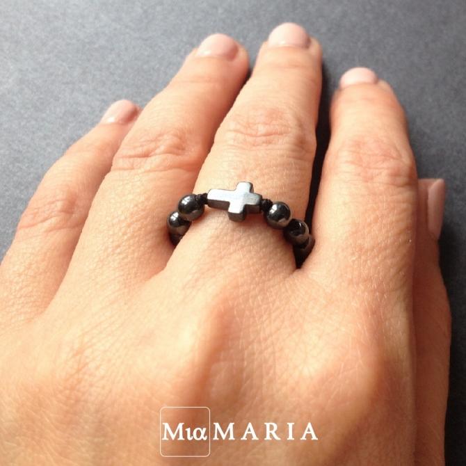 Różaniec (w formie obrączki) MiaMaria I